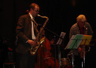 Concert à Eaubonne Jazz avec Richard Raux