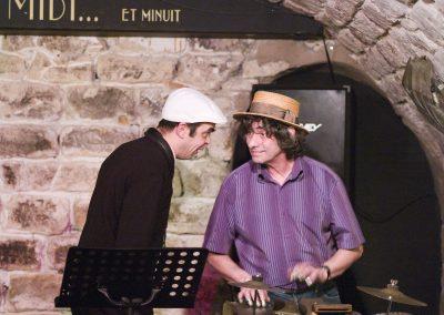Avec Jean-Paul Hot Papaz